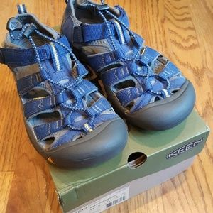 Keen blue and gray Newport H2 Water Sandals
